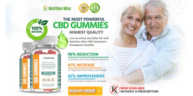 Nutriwise CBD Gummies [UK] -